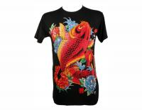 T-Shirt Golden Koi