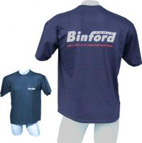 "Binford T-Shirt ""Real Men don`t..."""