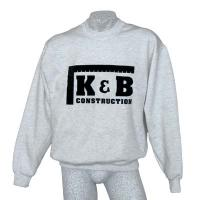 "Binford Sweatshirt ""K&B Construction"""