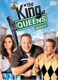 DVD King of Queens - Season 8