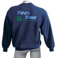"Binford Sweatshirt ""Tool Time"""